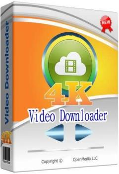 Загрузчик 4K видео - 4K Video Downloader 4.13.1.3840 RePack (Portable) by elchupacabra