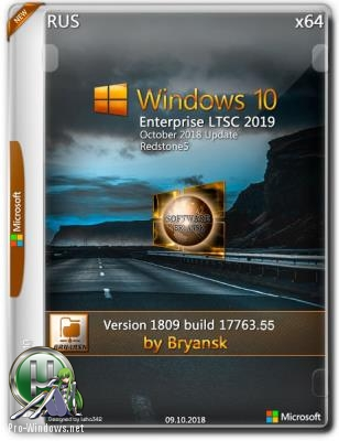 Windows 10 Ent LTSC Bryansk 1809 (17763.55) x64