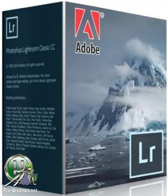 Фотошоп - Adobe Photoshop Lightroom Classic CC 2019 8.1.0 RePack by KpoJIuK