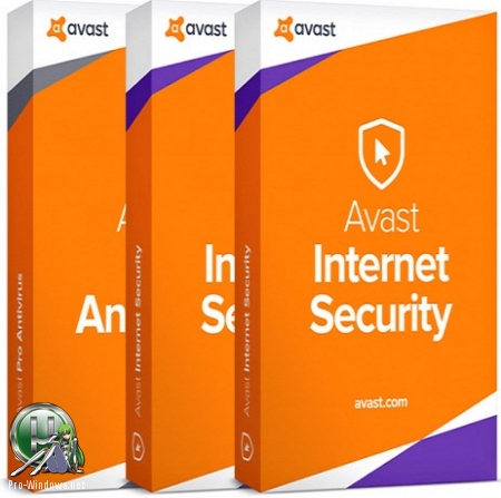 Антивирус для Windows - Avast! Premier / Internet Security 19.4.2374 Final