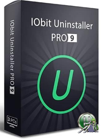 Деинсталляция программ - IObit Uninstaller Pro 9.0.2.40 RePack (& Portable) by elchupacabra