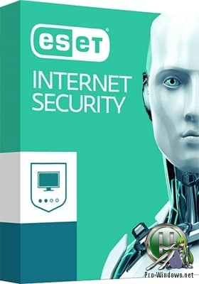 Мощный антивирусный продукт - ESET NOD32 Internet Security 12.2.29.0
