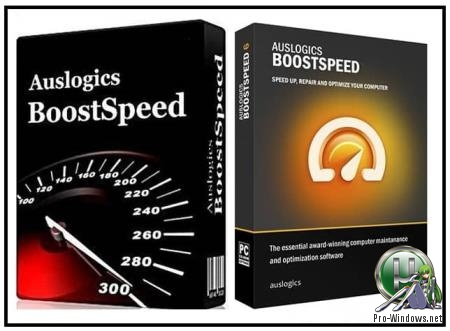 Ускорение работы системы - Auslogics BoostSpeed 11.1.0.0 RePack (& Portable) by TryRooM
