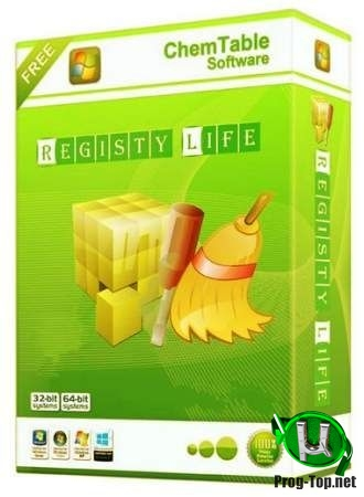 Чистка ошибок реестра - Registry Life 5.0 RePack (& Portable) by elchupacabra
