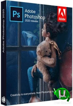Редактор цифровых изображений - Adobe Photoshop 2020 21.0.3.91 RePack by KpoJIuK