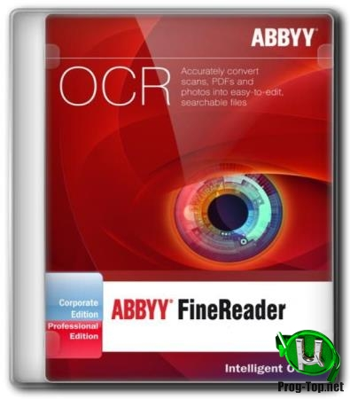 Обработка бумажных и PDF документов - ABBYY FineReader 15.0.112.2130 Corporate RePack (& Portable) by Diakov