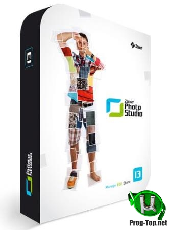 Добавление эффектов на фото - Zoner Photo Studio X 19.1909.2.204 RePack (& Portable) by elchupacabra