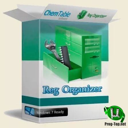 Программа для оптимизации Windows - Reg Organizer 8.43 Final RePack (& Portable) by KpoJluk