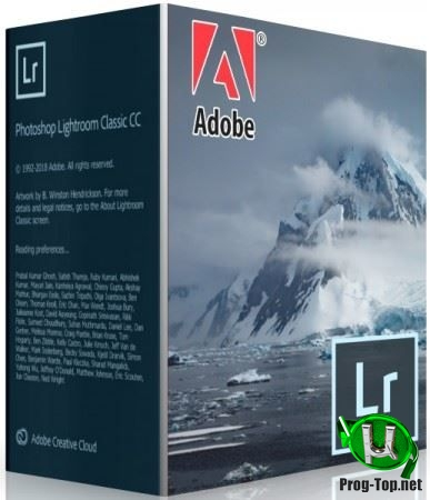 Обработка изображений - Adobe Photoshop Lightroom Classic 9.2.0.10 RePack by KpoJIuK